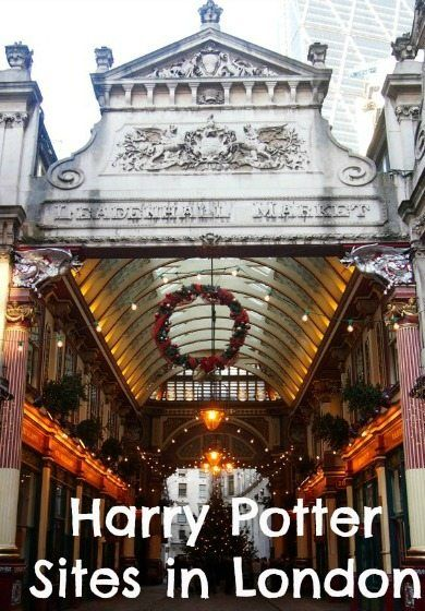 Finding Harry Potter Sites in London. Where to find the famous Harry Potter sites in London and what we thought of a Harry Potter London tour.