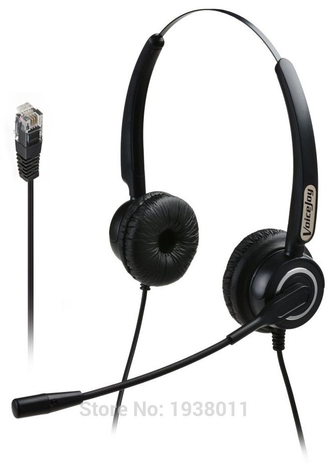 Headset with microphone FOR CISCO 7821 7841 7861 8811 8841