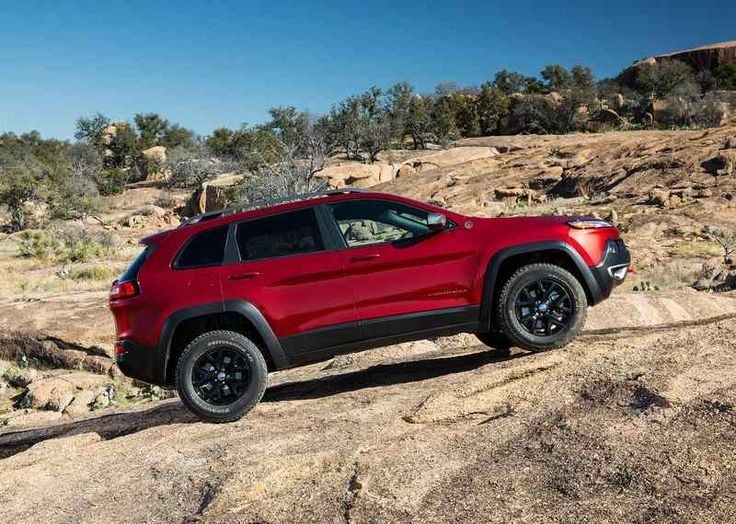 The new generation of 2018-2019 Jeep Cherokee – like crossover SUV like