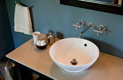 What Do You Use To Clean The Overflow In A Bathroom Sink