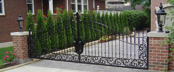 Electronic Entry Systems - Electronic Gates & Security Systems