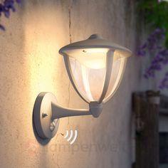 Robin - LED-Außenwandleuchte mit Bewegungssensor 7531615