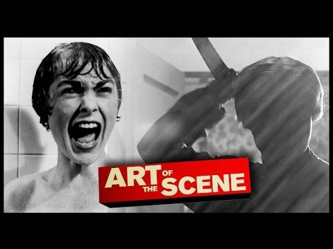 Hitchcock's Psycho Shower Scene - Art of the Scene