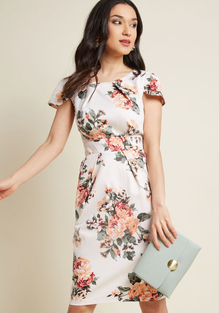 26 best Dresses for Meg images on Pinterest | Floral dresses, Retro ...