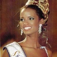 Miss Colombia 2001-2002, Vanessa Alexandra Mendoza Bustos