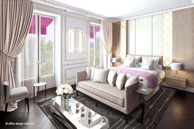 2018年FAUCHON初のホテルがパリにオープン