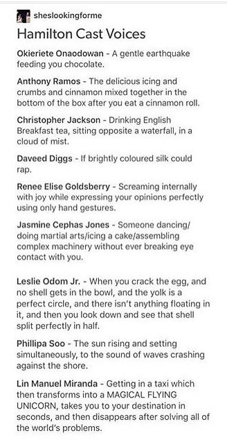 These are surprisingly accurate.