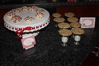 Christmas-cookie tasting