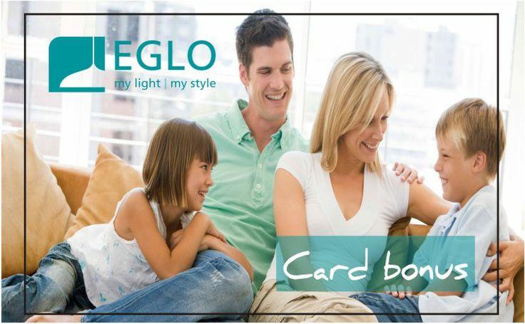 Card bonus Eglo Romania