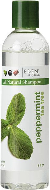 Peppermint Tea Tree Shampoo | EDEN BodyWorks; Love this shampoo and conditioner (Sally Beauty)
