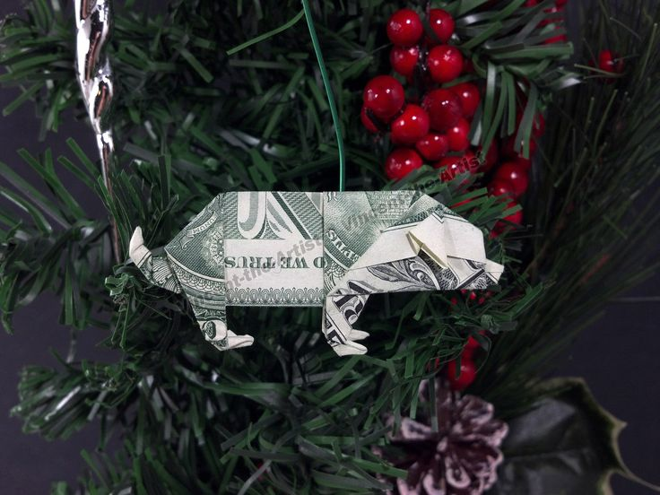 78 best origami tree ornaments images on pinterest