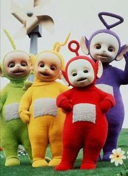 When people follow me I get really scared that they'll judge me based on the amount of 5SOS pictures I pin. ANYWAY HERE'S A PICTURE OF TELETUBBIES.