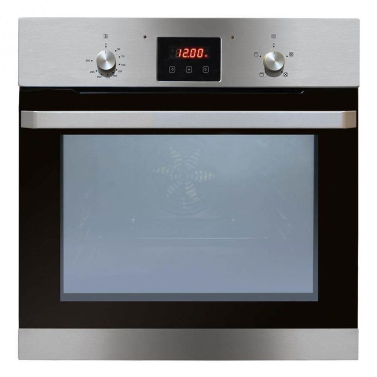 New Matrix MS200SS Built-in Electric Single Oven St/Steel