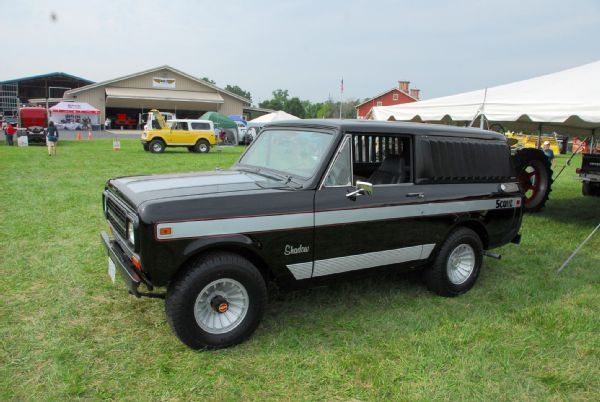 007 2018 Scout All Truck Nationals 1980 Scout Cvi Shadow Photo 261138257 All Truck Scout Tonneau Cover