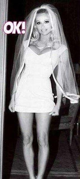 «Серийные невесты»: знаменитые женщины, у которых было много мужей — и свадебных платьев : Жа Жа Габор / фото 2