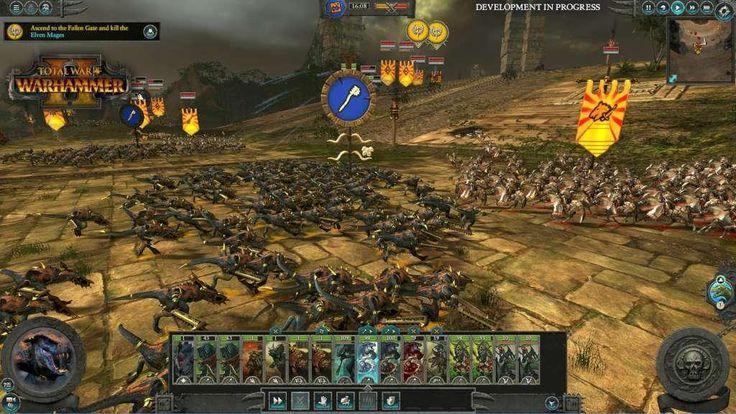 Total War Warhammer 2 PC. Es un juego de estrategia donde The Creative Assembly es su desarrollador. No puedo evitar admitir que soy algo así como un fanático de la Total War. Con la excepción de Shogun 2, la escala de un juego típico de Total War tiende a evitar que me comprometa con uno solo.