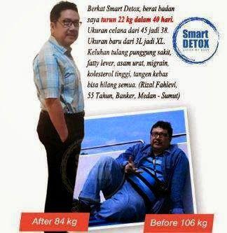 add pinBB 25EE460B Menurunkan berat badan - Mengecilkan perut buncit: Testimoni kecilkan lingkar pinggang Pak Rizal dengan detox sumatera utara
