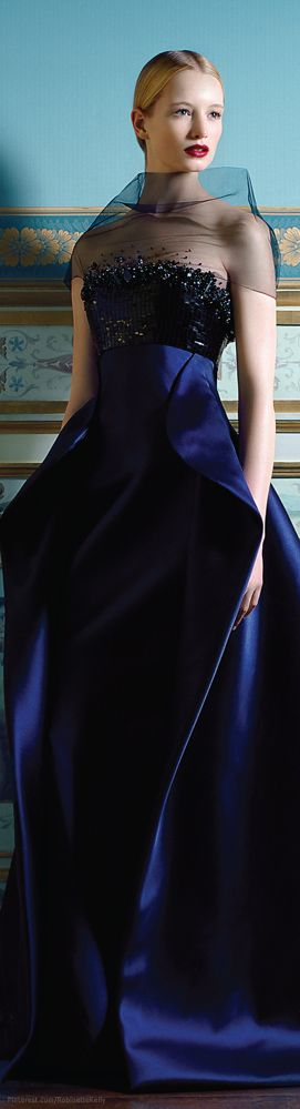 ♥ Romance of the Maiden ♥ couture gowns worthy of a fairytale - Armani Prive Haute Couture