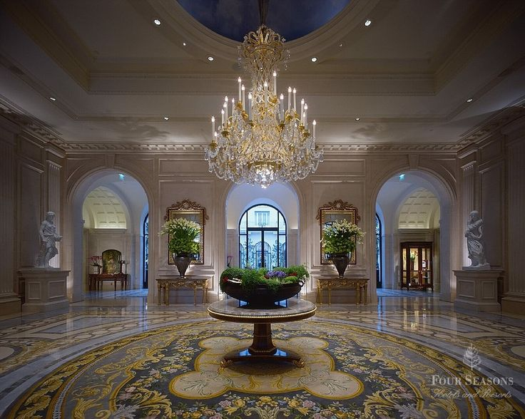 four seasons hotel suite | Stay at Four Seasons Hotel George V Paris