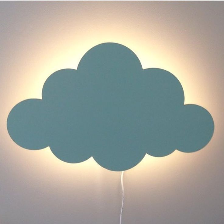 Ferm LIVING CLoud Lamp Mint: Http://www.fermliving.com/
