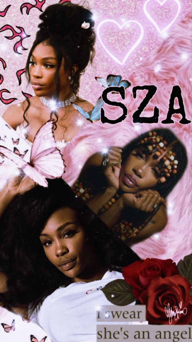 Share Skiwo S Sza Aesthetic Wallpaper Sza Singer Celebrity Wallpapers Bad Girl Wallpaper