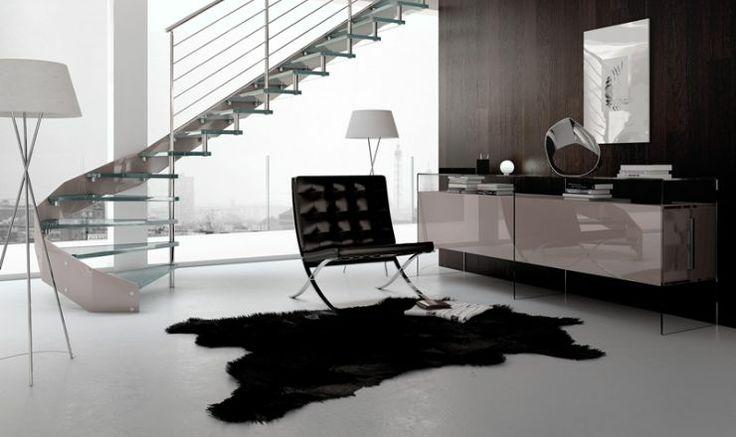 La combinación entre el acero inoxidable y el vidrio es sinónimo de estilo.Lo encontrarás en Enesca.es