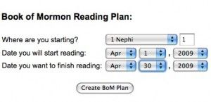 This helped me a ton to know how many chapters I need to read per day. You should totally check it out!!!