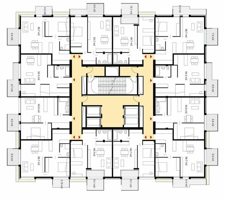 1. Preis 1. Stufe - Städtebauliches Leitprojekt und Realisierung OST-Turm gemäß Stufe 2