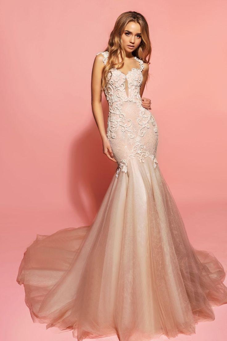 18 best Pink Inspiration images on Pinterest   Bridal collection ...