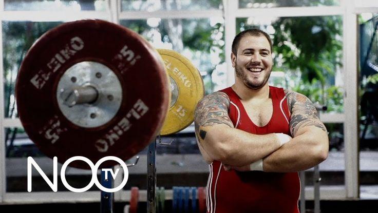 NOO OLYMPICS #2  |  Fernando Reis (Levantamento de Peso)