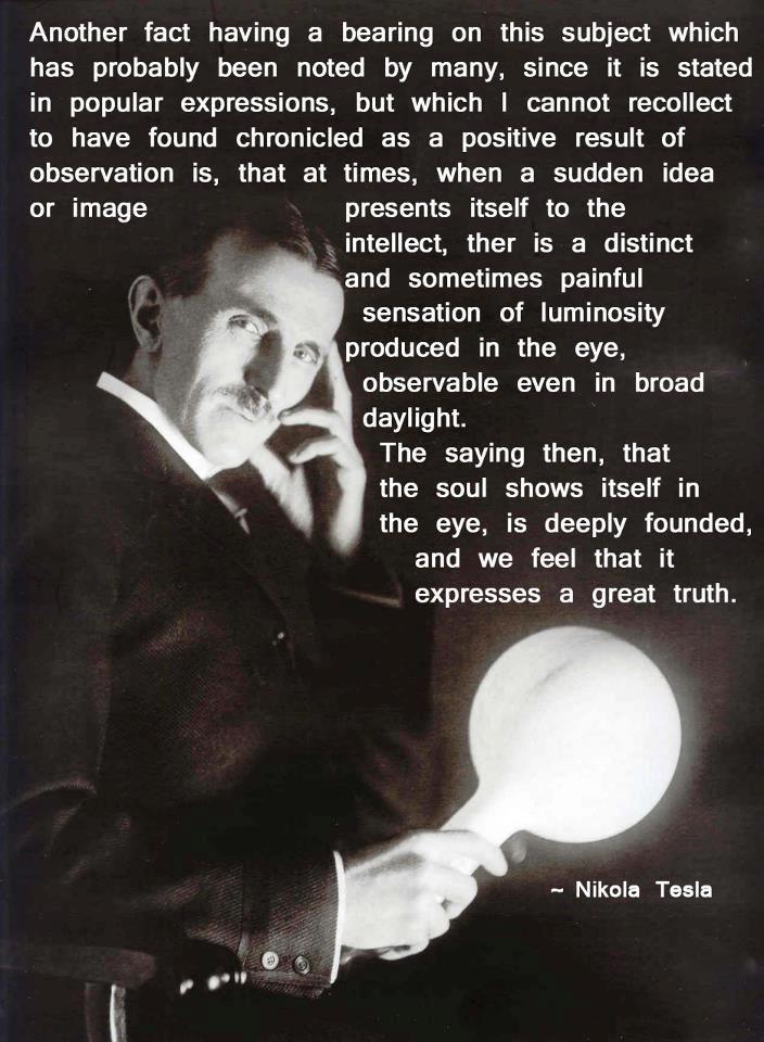 Nikola Tesla Partage Of Tesla Tube On