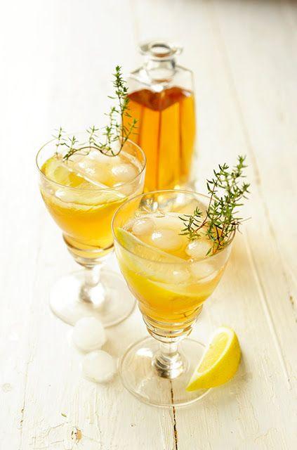 Et si le Lady Bee était mon cocktail de l'été ? Le Lady Bee au Pineau des Charentes...