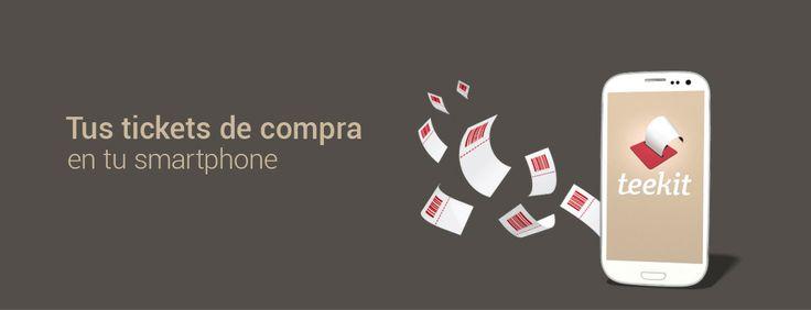 Los #tickes de tus compras en tu #smartphone. #bigdata