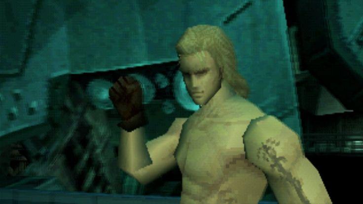 Liquid Snake (MGS)   Devious Intent #MetalGearSolid #mgs #MGSV #MetalGear #Konami #cosplay #PS4 #game #MGSVTPP