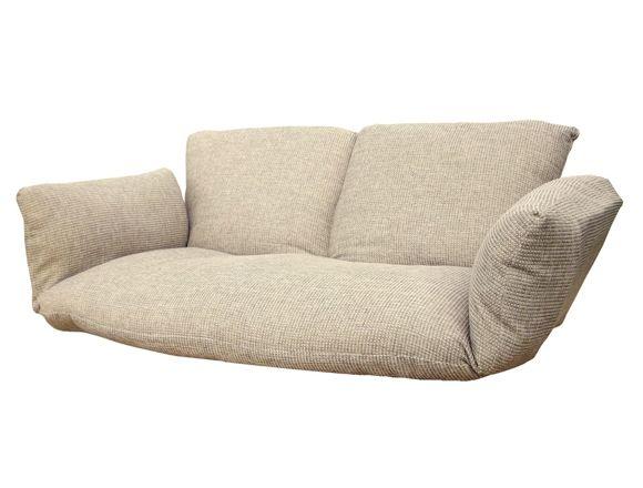 家具・インテリア ホームファッションの21スタイル TWO-ONE STYLE|ソファ|ソファ | フロアーソファー ラスク