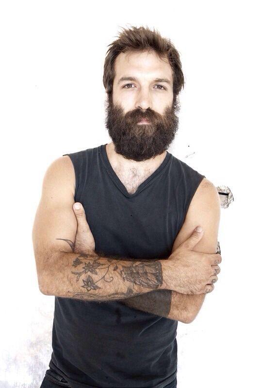 259 best mans with beard images on pinterest. Black Bedroom Furniture Sets. Home Design Ideas