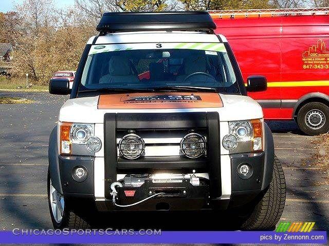 lr3 g4 for sale   2008 Land Rover LR3 V8 HSE G4 Challenge ...