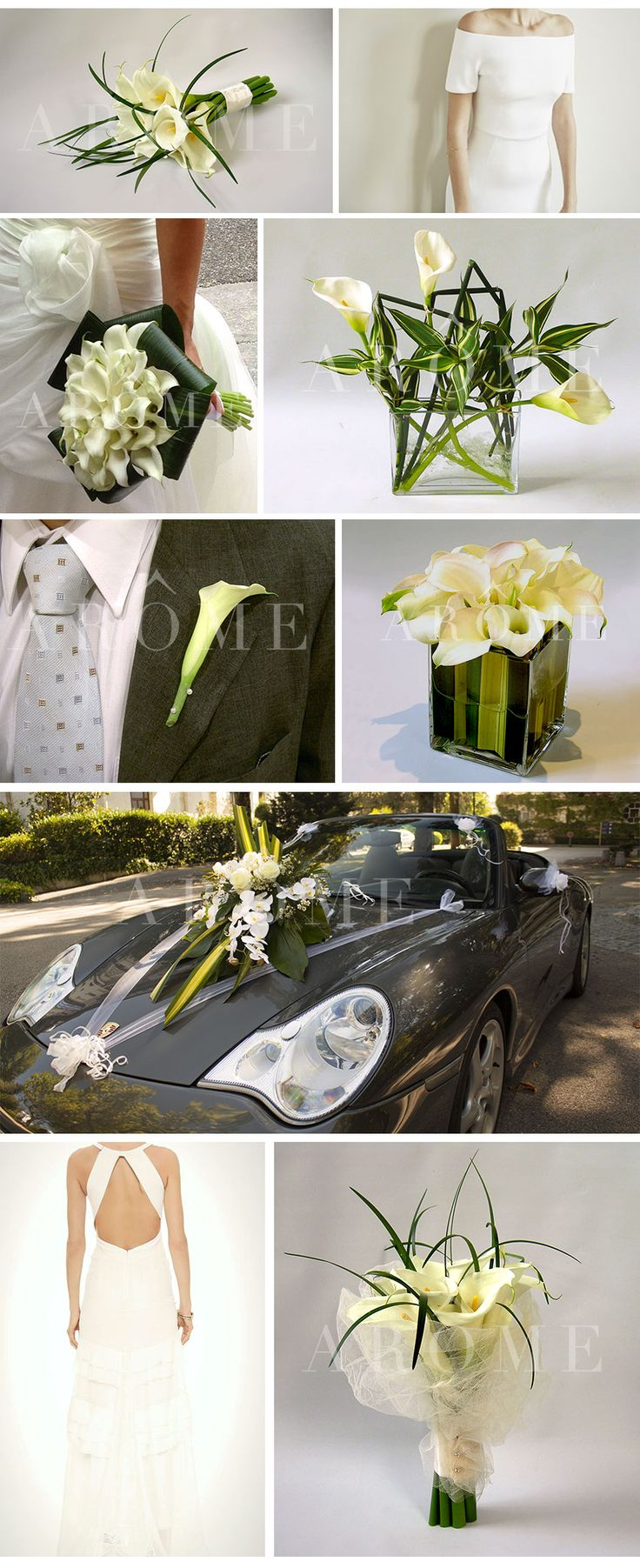 les 25 meilleures id es de la cat gorie d corations de voiture de mariage sur pinterest. Black Bedroom Furniture Sets. Home Design Ideas