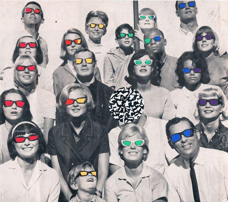 Paper Collage Part 3 - Brandy Wayne