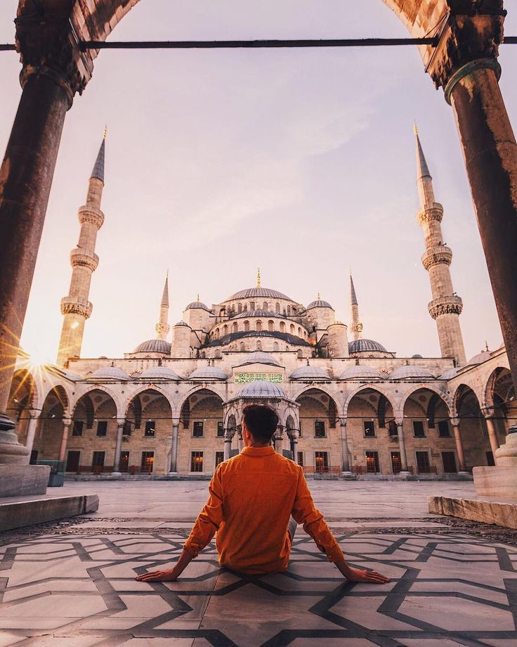 Sultan Ahmed Mosque | Blue Mosque, Istanbul, Turkey