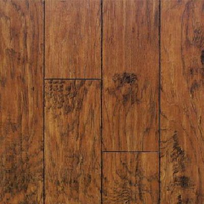 Antique Hickory | 47.8″ x 5.6″ x 10.3mm Hand Scraped Laminate
