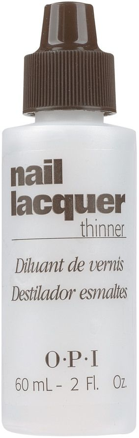 OPI Nail lacquer thinner (lak fortynder) 60 ml.