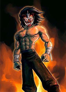 Guilty, Maestro del Caballero de Bronce Ikki de Phoenix
