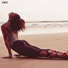 Pink Yoga pants Ballet Spirit Bandage Workout infinity Turnout Leggings For Women Lavender For Dance //Price: $US $11.69 & FREE Shipping //