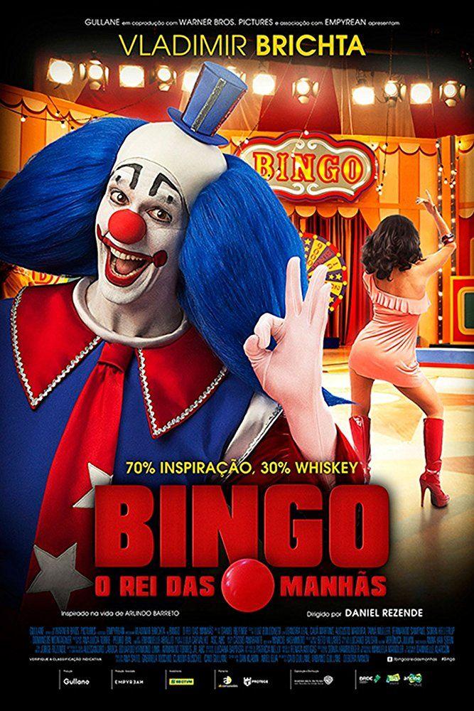 Assistir Bingo O Rei Das Manhas Nacional Online No Livre Filmes