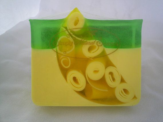 how to make lemon verbena soap