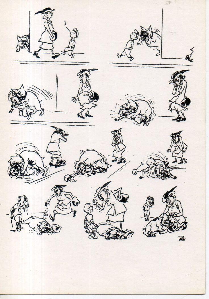 Херлуф Бидструп. Гуманизм.1964