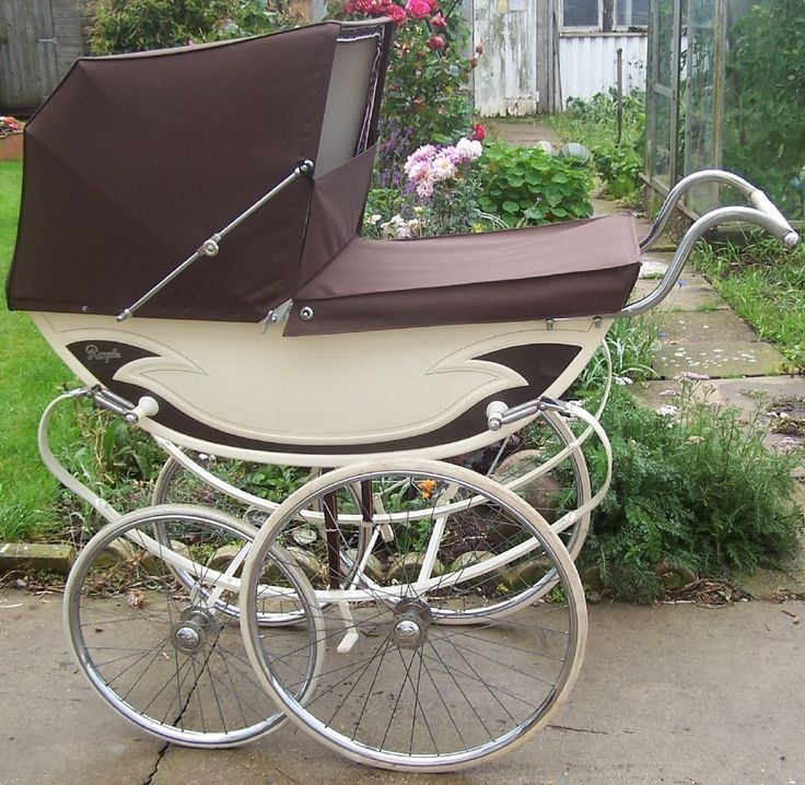 VINTAGE COACHBUILT/CARRIAGE PRAM.ROYALE | eBay