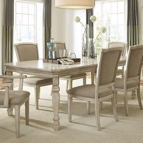 Demarios Butterfly Extendable Dining Table