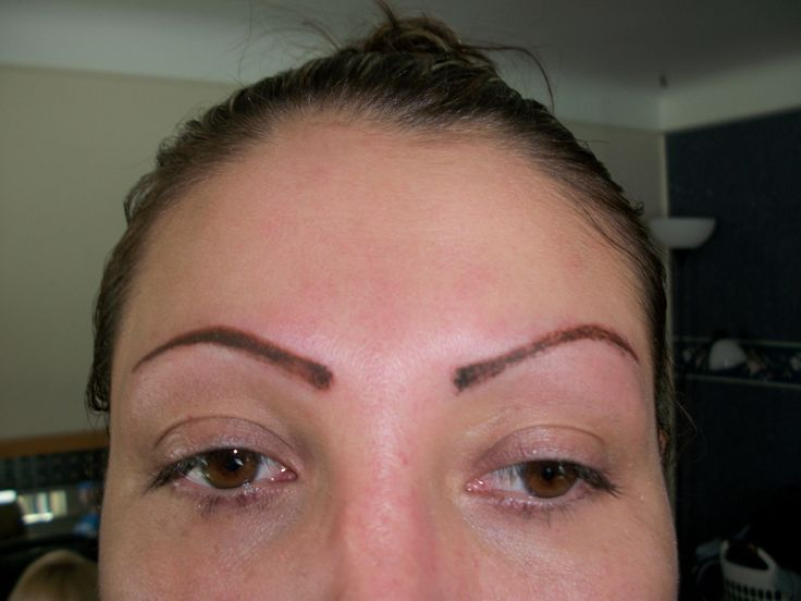 Eyebrow Tattooing Gallery |